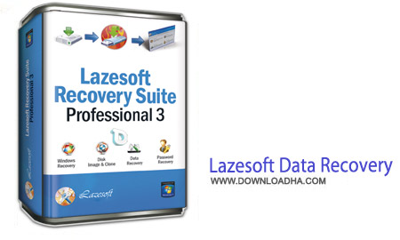 Lazesoft Data Recovery Unlimited Edition 3.5.1 نرم افزار بازیابی اطلاعات Lazesoft Data Recovery Unlimited Edition 3.5.1