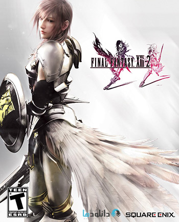 Final Fantasy XIII 2 pc cover small دانلود بازی Final Fantasy XIII 2 برای PC
