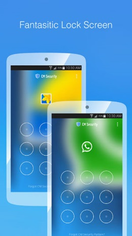 CM Security- AppLock & AntiVirus